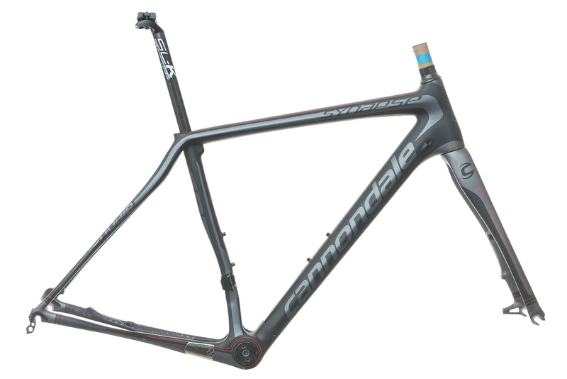 Cannondale Synapse Disc 51cm Frameset - 2015 drive side