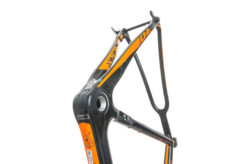 Eddy Merckx Eeklo 70 Disc Medium Frameset - 2017 crank