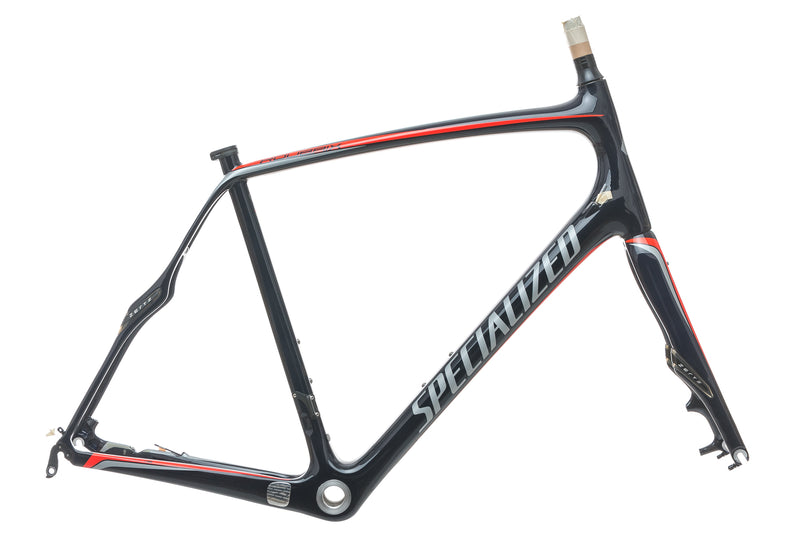 2016 Specialized Roubaix SL4 Disc 61cm Frameset - 2016 drive side
