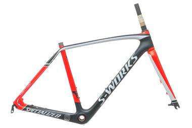 Specialized S-Works Tarmac Disc Di2 Frameset - 2016