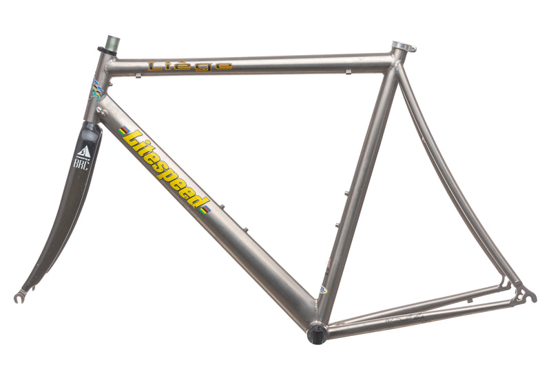 Litespeed Liege 59cm Frame - 1999 non-drive side