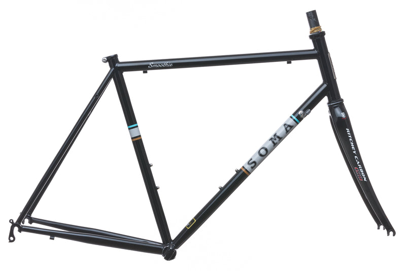 Soma Smoothie 58cm Frameset - 2016 drive side
