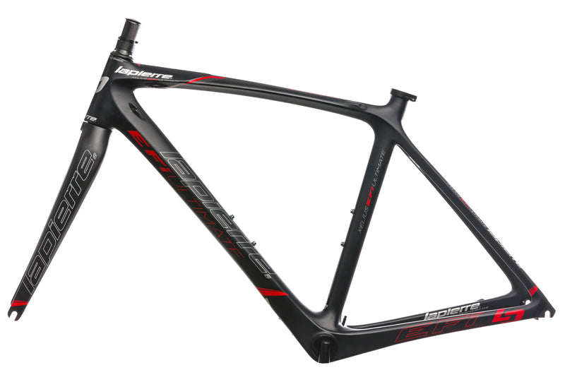 Lapierre Xelius EFI Ultimate Small Frameset - 2013 non-drive side