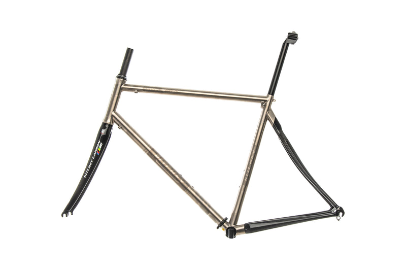 Ritchey BreakAway Titanium Medium Frameset sticker