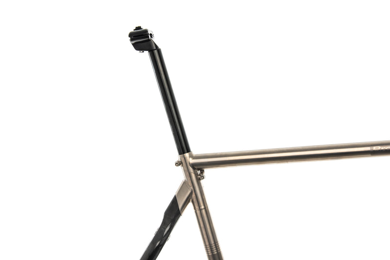 Ritchey BreakAway Titanium Medium Frameset crank