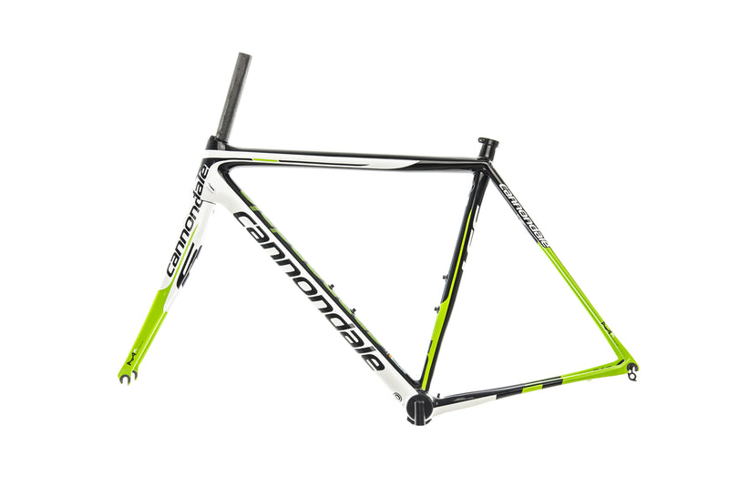 Cannondale SuperSix EVO Hi-MOD Team 52cm Frameset - 2015 non-drive side