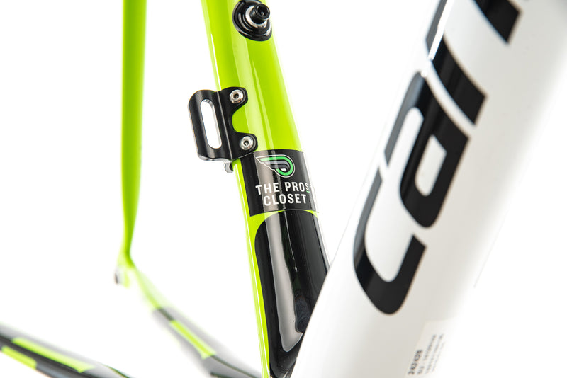 Cannondale SuperSix EVO Hi-MOD Team 52cm Frameset - 2015 sticker
