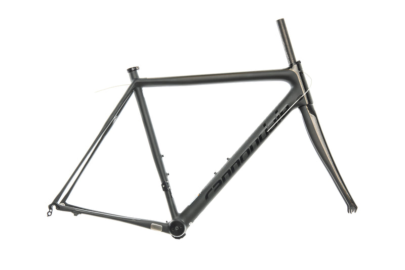 Cannondale SuperSix EVO Black Inc. 54cm Frameset - 2015 drive side