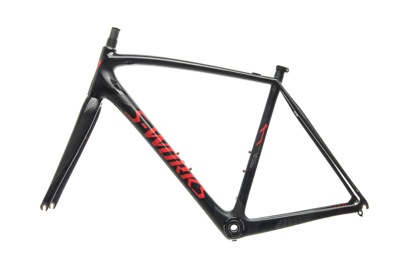 Specialized S-Works Tarmac SL4 56cm Frameset - non-drive side