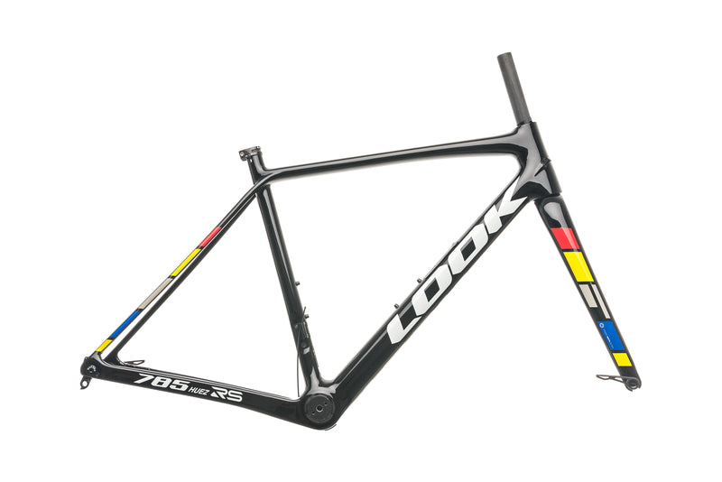 Look 785 Huez RS Proteam Disc Small Frameset - 2019 drive side