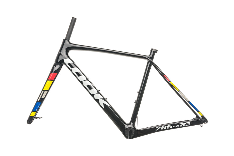 Look 785 Huez RS Proteam Disc Small Frameset - 2019 non-drive side