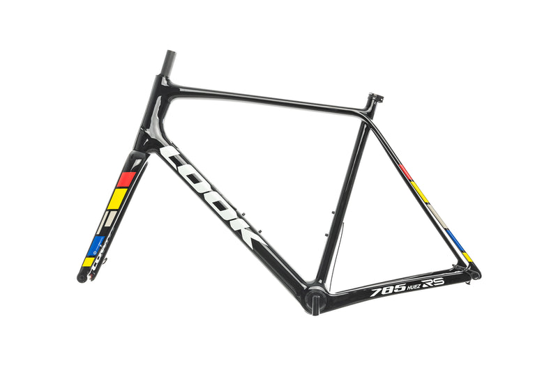 Look 785 Huez RS Proteam Disc X-Large Frameset - 2019 non-drive side