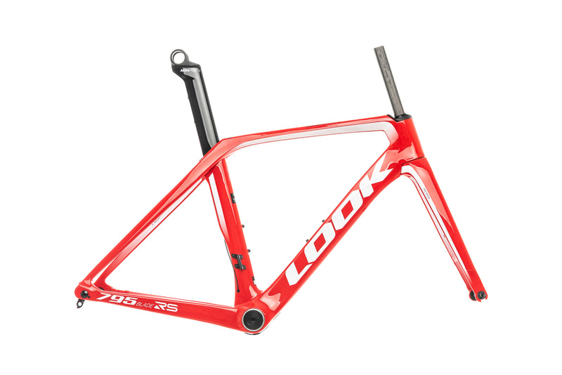 Look 795 Blade RS Disc X-Small Frameset - 2019 drive side