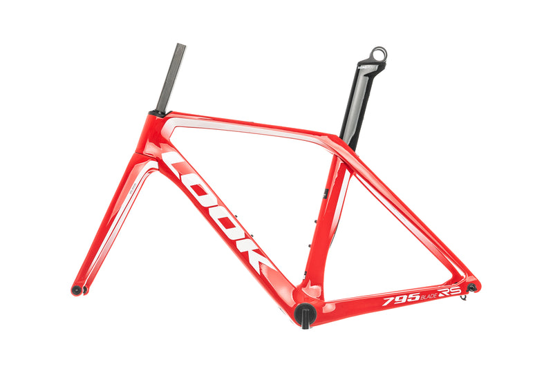 Look 795 Blade RS Disc X-Small Frameset - 2019 non-drive side