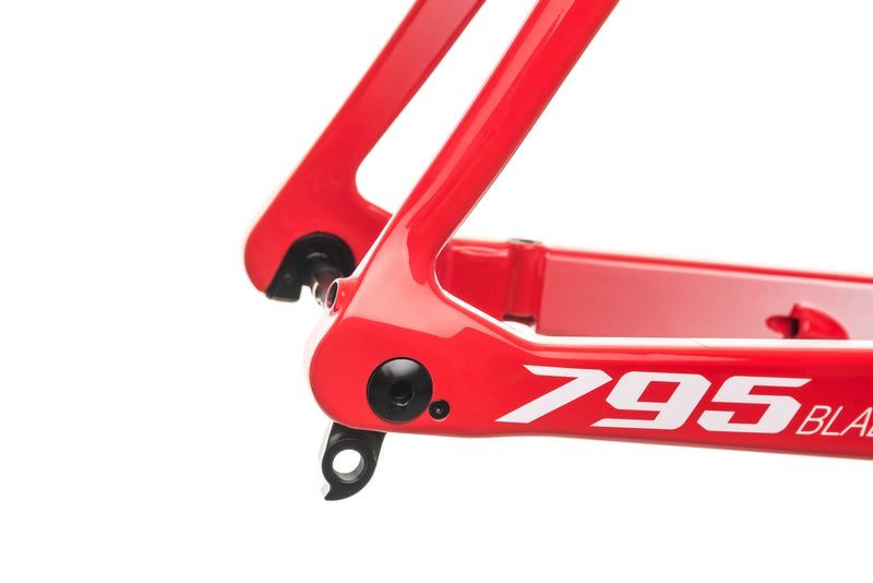 Look 795 Blade RS Disc Large Frameset - 2019 drivetrain