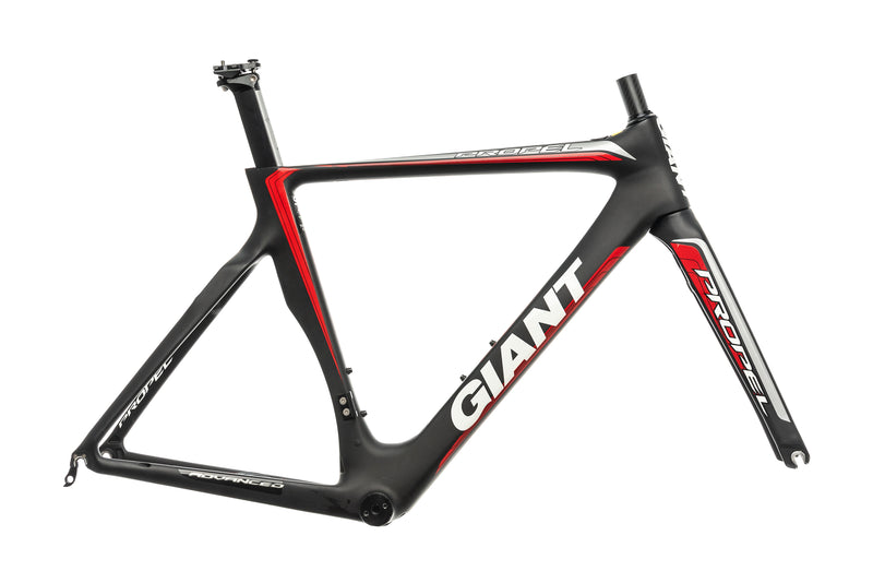 Giant Propel Advanced Small Frameset - 2014 drive side