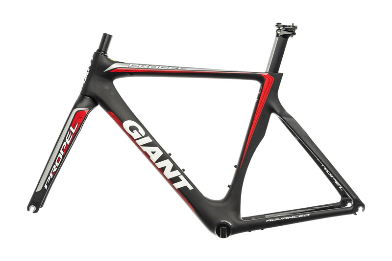 Giant Propel Advanced Small Frameset - 2014 non-drive side