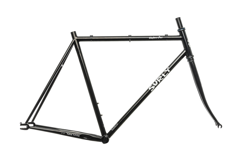 Surly Steamroller 56cm Frameset - 2019 drive side