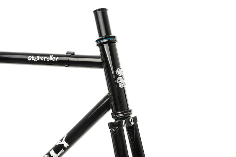 Surly Steamroller 56cm Frameset - 2019 cockpit