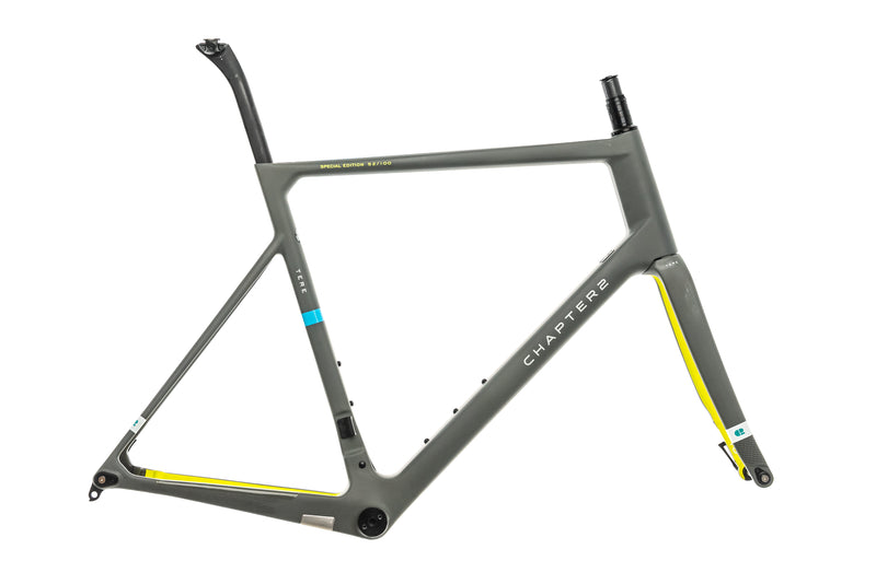 Chapter2 Tere Special Edition Disc X-Large Frameset - 2019 drive side