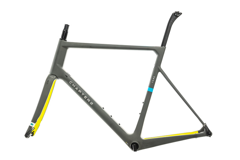 Chapter2 Tere Special Edition Disc X-Large Frameset - 2019 non-drive side
