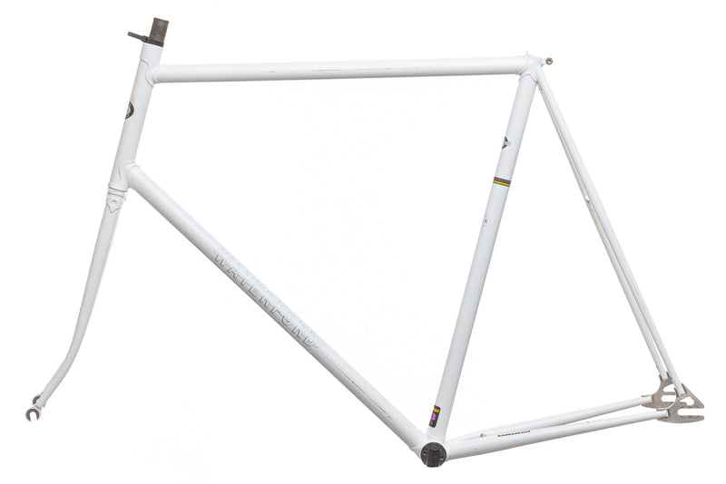 Waterford Track 64cm Frameset - 1999 non-drive side