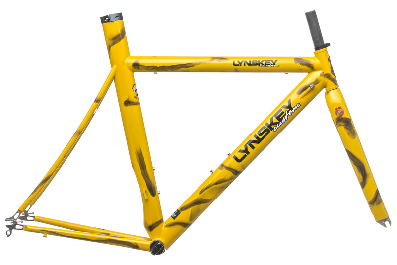 Lynksey Performance Custom Time Trial Frameset drive side