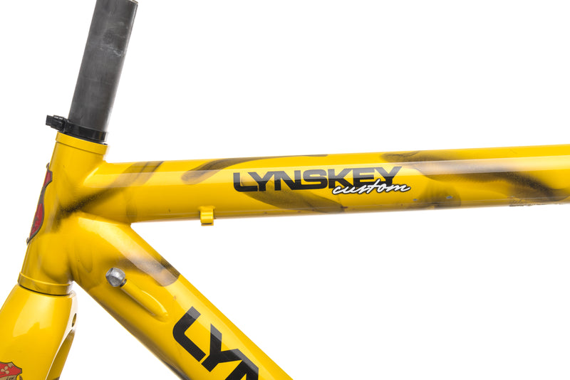 Lynksey Performance Custom Time Trial Frameset detail 2