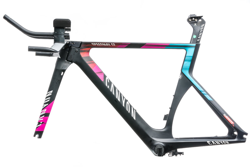 Canyon Speedmax CF Small Frameset - 2016 non-drive side