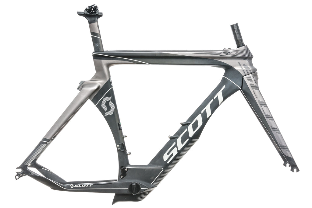 Scott  Plasma 30 Time Trial Frameset - 2013