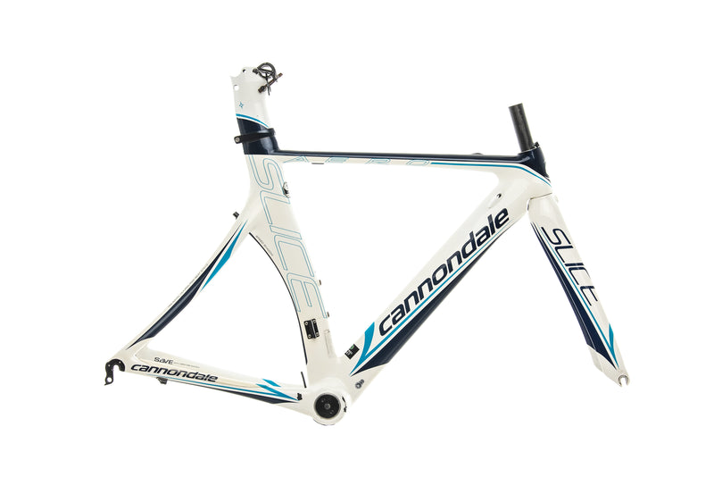 Cannondale Slice Womens 51cm Frameset - 2010 drive side