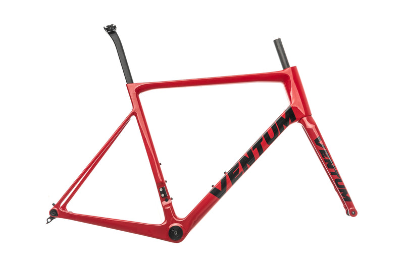 Ventum NS1 Disc Large Frameset - 2019 drive side