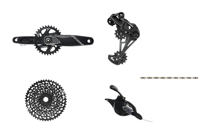 SRAM GX Eagle Groupset drive side