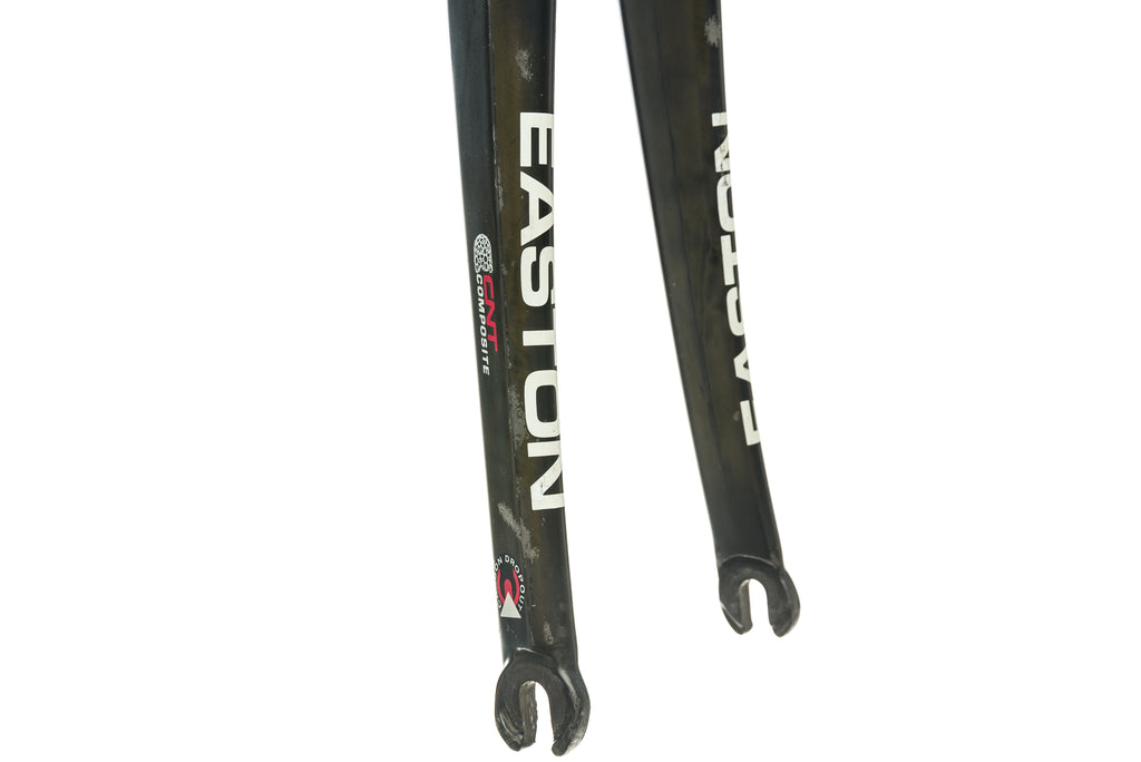"Easton EC90 SLX Road Fork 700C 9x100mm 1 1/8"" Carbon Black"