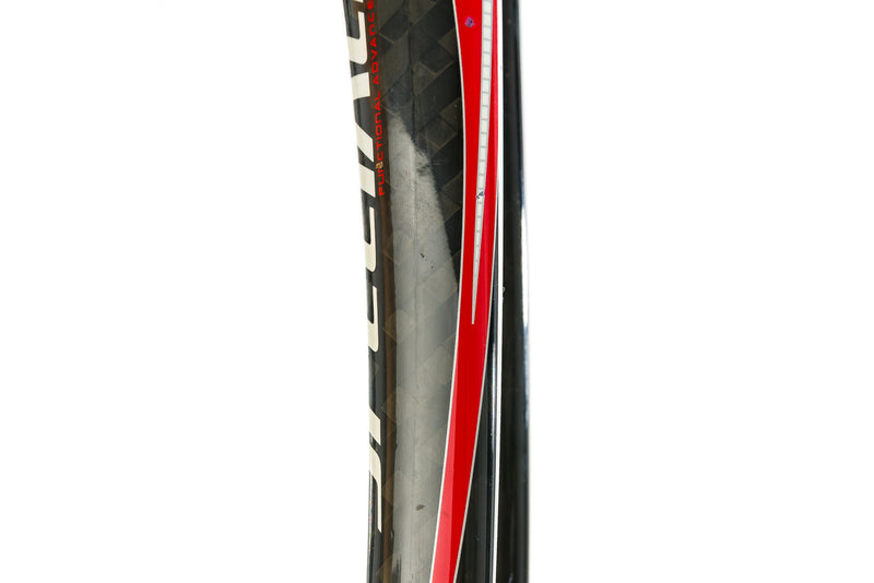 2009 Specialized Tarmac SL Road Fork 700c 9x100mm QR Tapered Carbon Black Red drivetrain