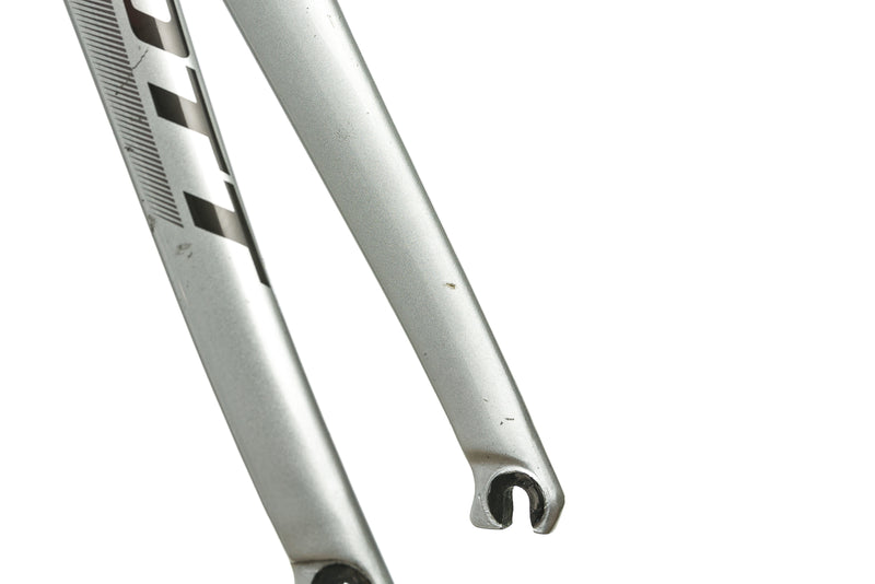 2012 Scott Foil 15 Road Fork 700c 9x100mm Tapered Carbon front wheel