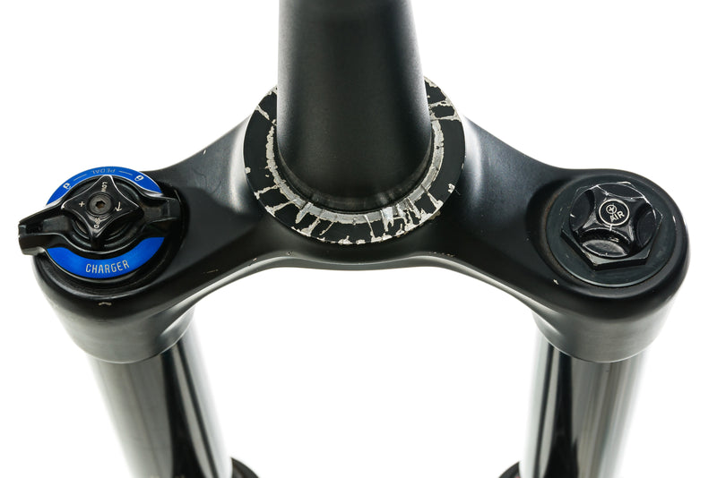 "RockShox Pike RCT3 27.5"" 150mm Fork 100mm 42mm Offset - 2015 non-drive side"