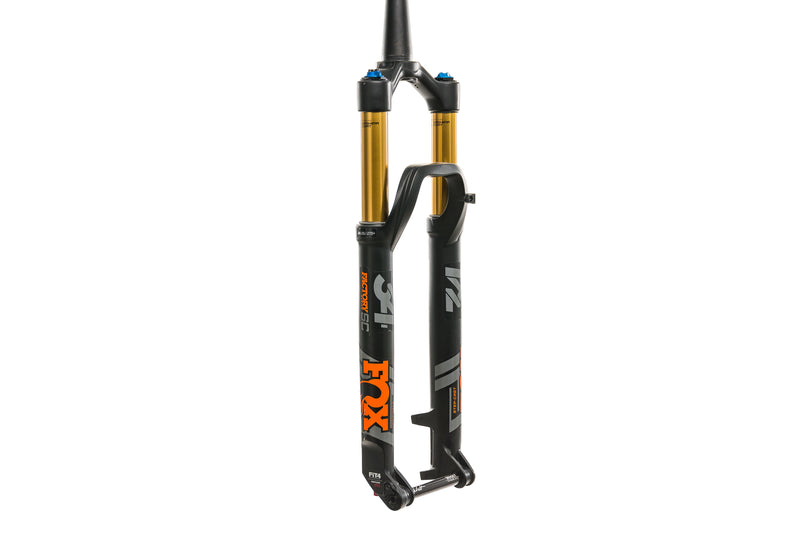 "Fox 34 Float Step Cast Factory Series 29"" 120mm Fork 15x110mm Boost 51mm - 2019 drive side"