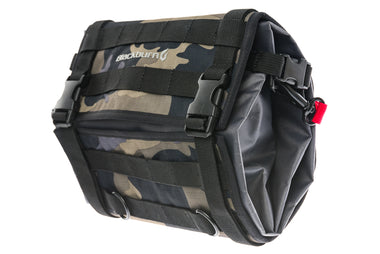 Blackburn Outpost Handlebar Roll & Dry Bag 25.4-31.8mm Camouflage