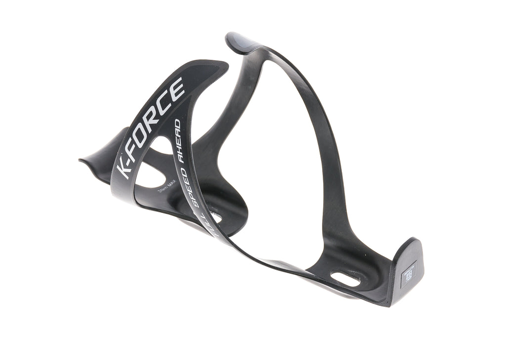 FSA K-Force Water Bottle Cage Carbon Black