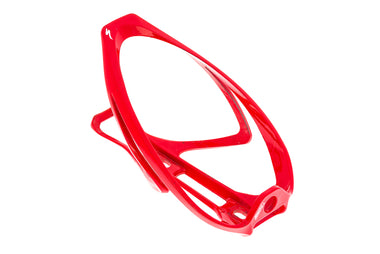 Specialized Rib Cage Plastic Water Bottle Cage Red - Pre-Owned