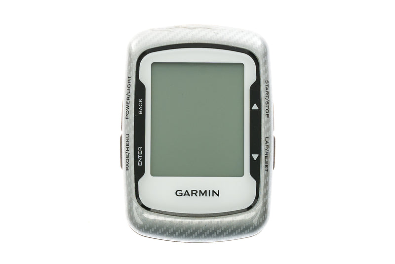 Garmin Edge 500 Cycling Computer GPS / ANT+ White/Black drive side