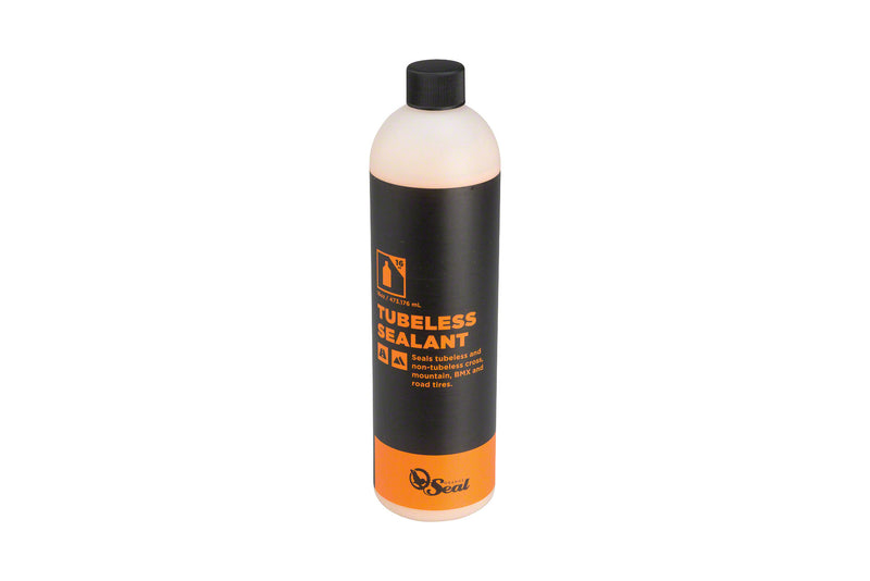 Orange Seal Tubeless Tire Sealant Refill 16oz drive side