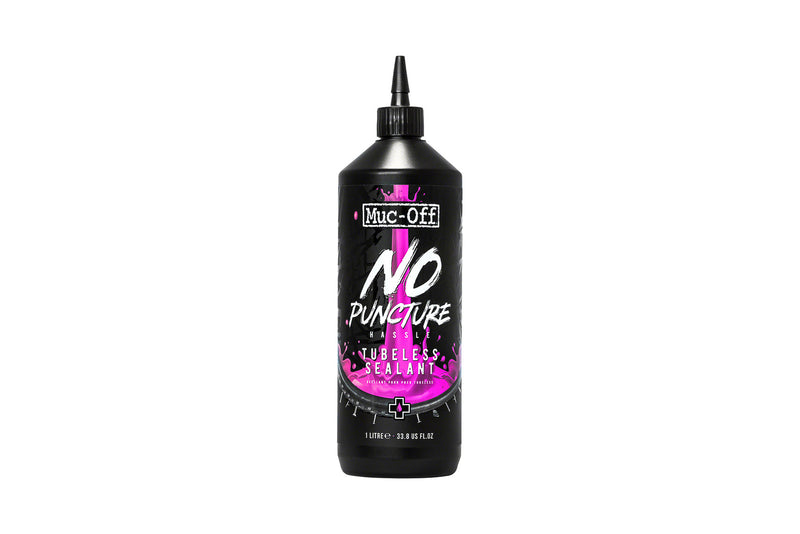Muc-Off No Puncture Tire Sealant 1 Liter drive side