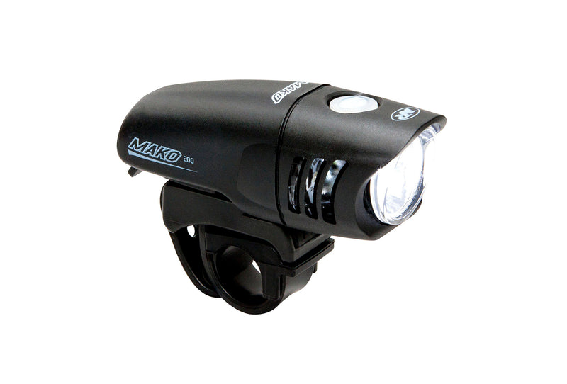 NiteRider Mako 200 Headlight drive side