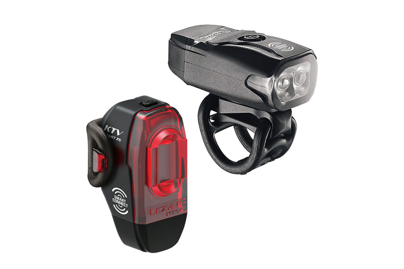 Lezyne KTV Drive + KTV Pro Smart Light Pair drive side