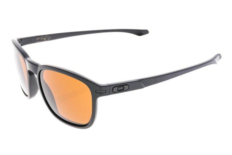 Oakley Shaun White Enduro Sunglasses Black Frame Bronze Lens drive side