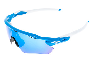 Oakley Radar EV Path Sunglasses Blue Frame Sapphire Iridium Lens