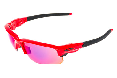 Oakley Flak Draft Sunglasses Infrared Frame Prizm Road Lens