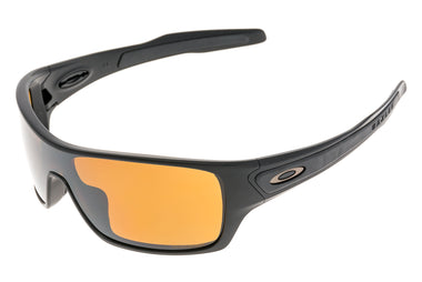 Oakley Turbine Rotor Sunglasses Polished Black Frame Prizm Tungsten Lens